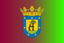 Vlag van Madrid