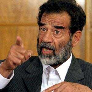 Saddam Hoessein - Oncyclopedia Saddam Hoessein