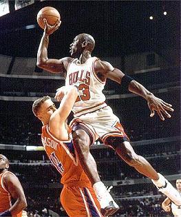 Dit is nou een typisch geval van basketbal.