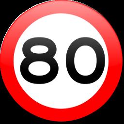 80 is in Nederland een veelvoorkomend huisnummer.