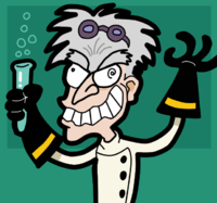 120px-Mad scientist svg.png