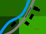 De enige echte kaart van sesamstraat