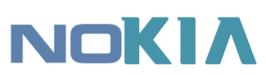 Het logo van Nokia
