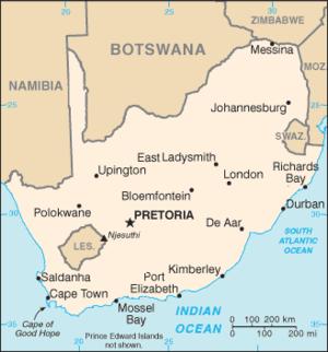 Sørafrikakart.png