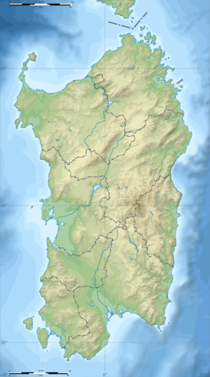 Italy Sardinia relief location map.png