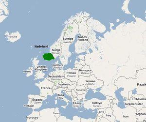 hadeland kart Hadeland   Ikkepedia hadeland kart