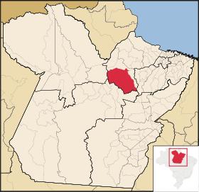Localização de Portel