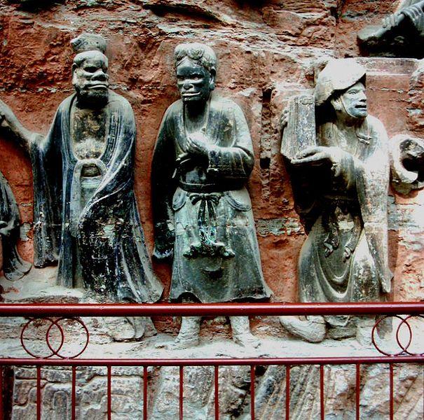 Arquivo:Dazu Stone Carving.jpg