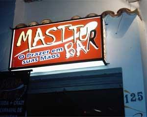 Local recomendado para a prática da masturbação.