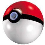 Pegando um pokemon selvagem Pokebola