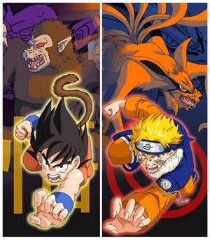 Naruto, mais original impossível!