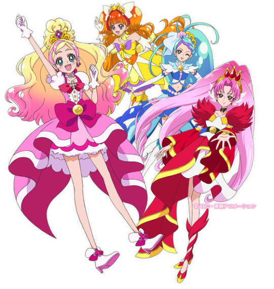 Go! Princess Pretty Cure team.png