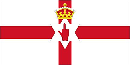Arquivo:Bandeira da Irlanda do Norte.png