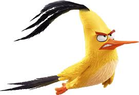 Chuck (Angry Birds) - Desciclopédia