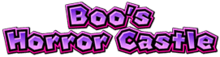 Boo's Horror Castle Logo MP9.png