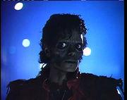 Michael numa noite de Lua Cheia