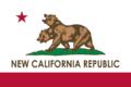 Bandeira da Californication