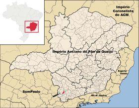 Localização de Congonhal