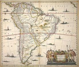 Um Mapa da África de 1500