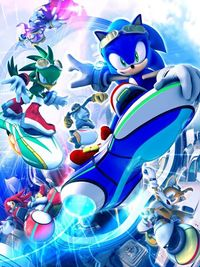 Sonic Riders 2 Zero Gravity by Sil.jpg
