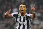 Cristiano Ronaldo em sua primeira partida pela juve.png