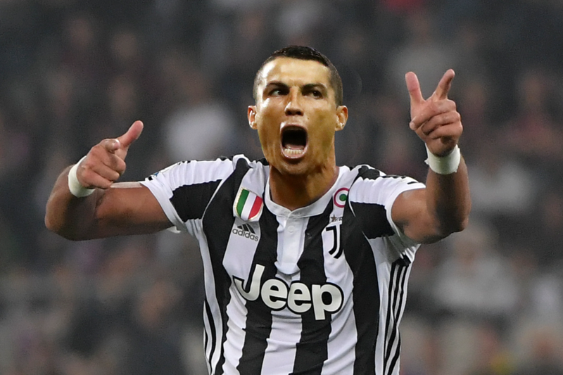 Arquivo:Cristiano Ronaldo em sua primeira partida pela juve.png