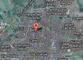 Localização de Birigui