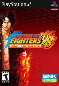 The King of Fighters 98 cover.png