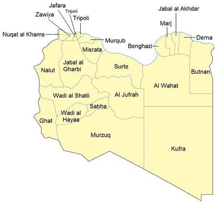 Subdivisões da Líbia.png