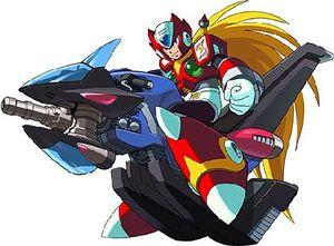 Zero (Megaman X) - Desciclopédia