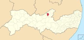 Localização de Afogados na Ingazeira