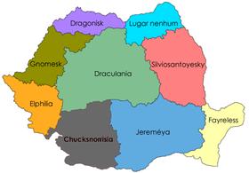 Localização do Paraná
