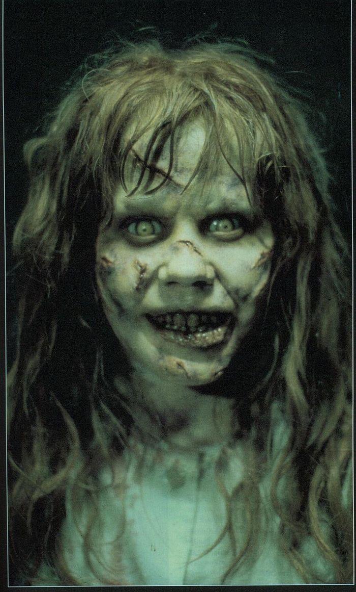 Sua namorada prestes a devorar sua alma e levá-la para o Inferno.