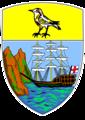 Brasão de Santa Helena