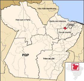 Localização de Abaetetuba