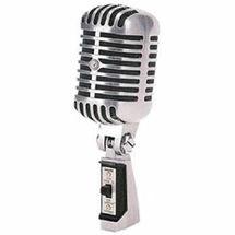 Um reluzente Microfone Profissional!!