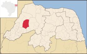 Localização de Carabinas