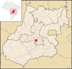 Localização de Trindade