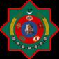Brasão de Armas do Turcomenistão