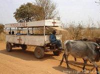 O ônibus também é muito empregado na área da saúde. Também conhecido como ônibuslância.