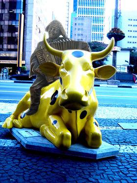 O animal Sagrado e seu Vaqueiro