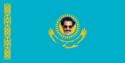 Bandeira de República Ex-Soviética do Cagaquistão