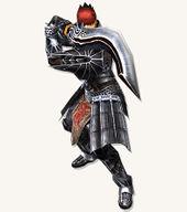"""Guerreiros gostam de segurar uma """"espada""""."""