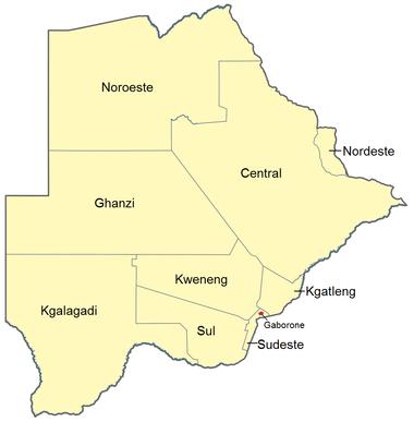 Subdivisões da Botswana.png