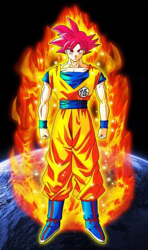 Goku vs superman desciclop dia - Sangoku super sayen 2 ...