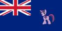 Bandeira de Venha se Diveritr Aqui