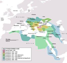 Localização de European Türkiye