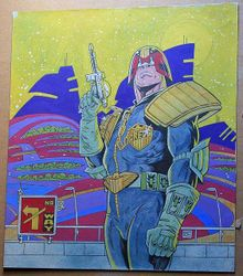 Juiz dredd comic book characters photo u.jpg