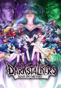 Darkstalkers Resurrection cover.png