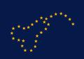 Bandeira do Аляска